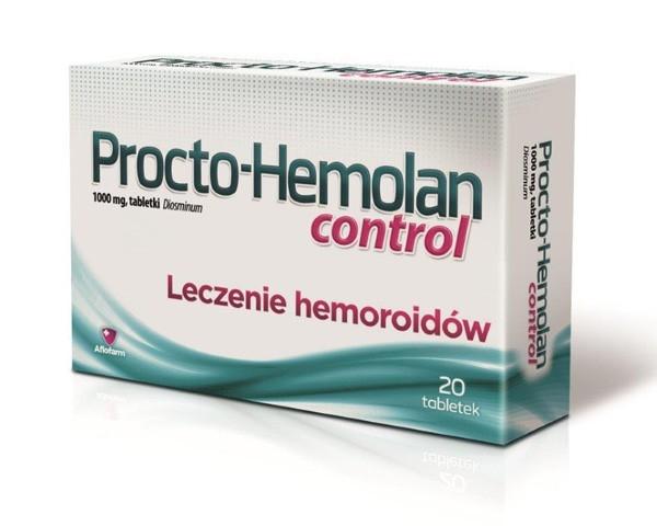 Procto Hemolan Control opinie