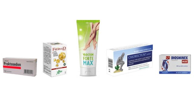 Maść, czopki, tabletki - ranking najlepszych preparatów na hemoroidy 2019